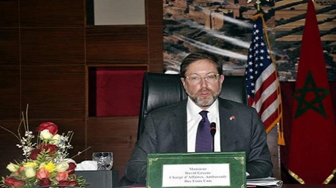 Etats-Unis Maroc,David Greene,Rabat,Washington