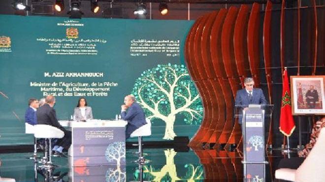 ONU,Arganier,Agadir,Aziz Akhannouch