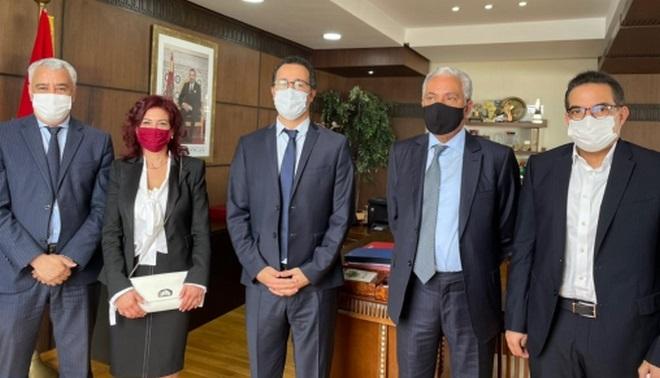 ANME,GAFA,Othman El Ferdaous,CNSS,Presse