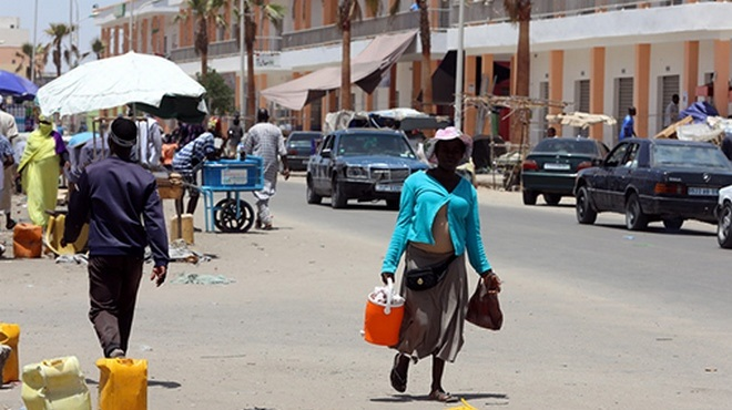Mauritanie,pandémie de Covid-19