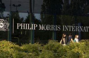 Philip Morris International,PMI,Tabac,Jacek Olczak