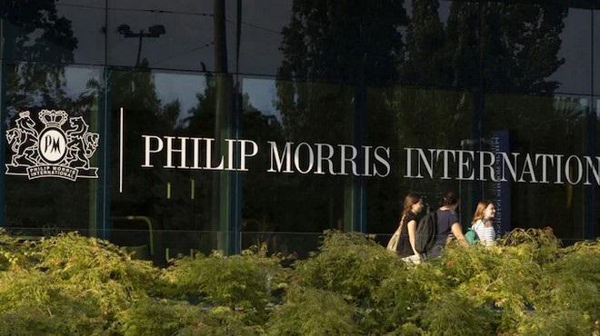 Philip Morris International,PMI,Tabac,Jacek Olczak
