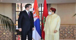 Maroc-Serbie,Nicola Selakovic,Sahara marocain