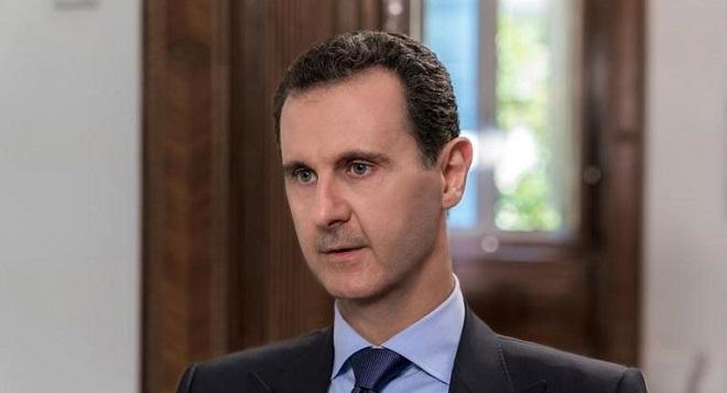 Russie,Bachar el-Assad