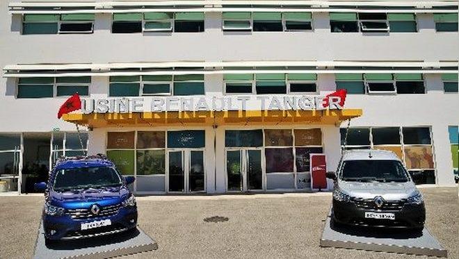Renault Maroc,Tanger
