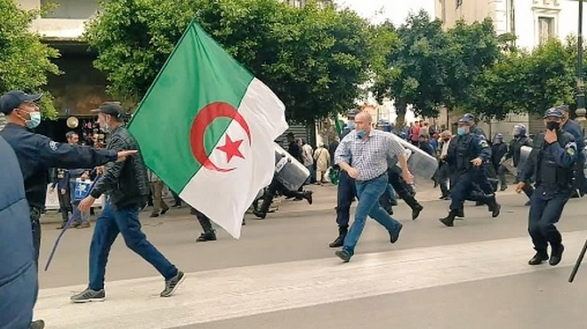 Algérie,LADDH,Hirak