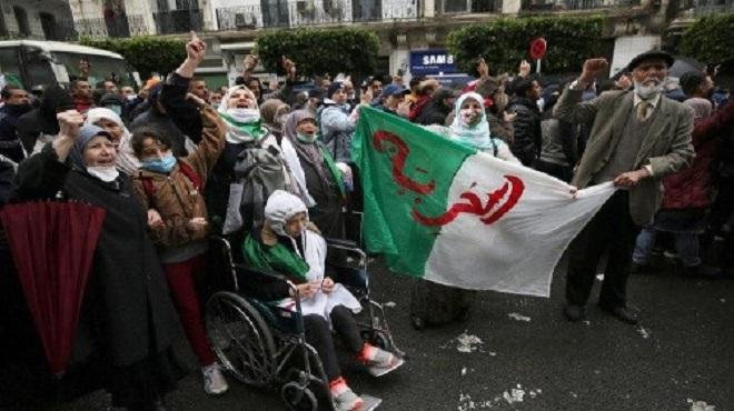 Algérie,Hirak