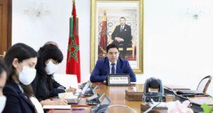 Maroc-Guinée,Ibrahim Khalil Kaba,Nasser Bourita