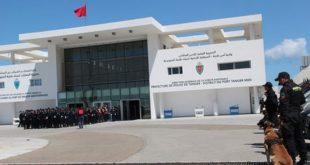 Espagne,trafic de drogues,Tanger-Med,DGSN,cocaïne,psychotropes
