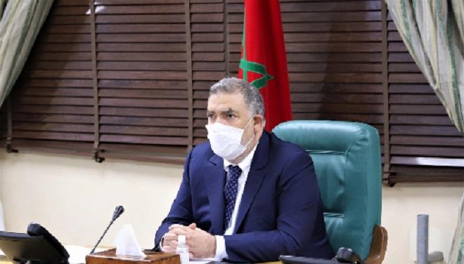 Abdelouafi Laftit,stratégies migratoires