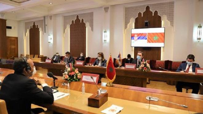Maroc-Serbie,Nikola Selaković