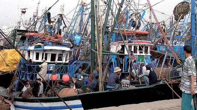 port de pêche,Agadir