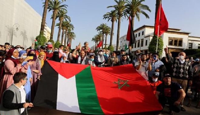 Al-Qods Al-Charif,conflit israélo-palestinien