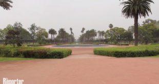 Espaces verts-Casablanca