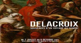 Musée Mohammed VI,Musée du Louvre,Eugène Delacroix