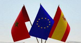 Maroc-Tchéquie,Espagne,Union européenne