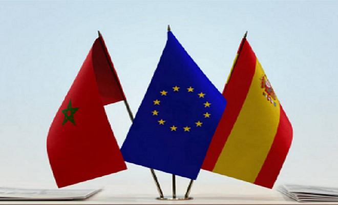 Espagne-Maroc,partenariat euro-méditerranéen,nouveau gouvernement marocain
