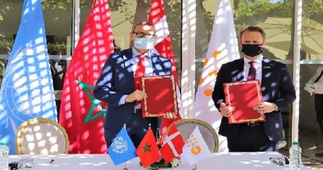 Maroc-Danemark,FNUAP