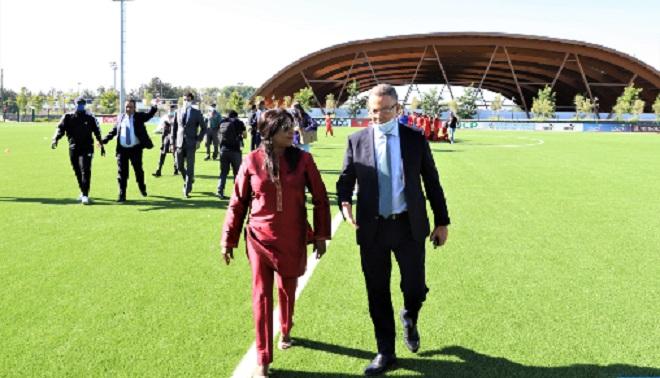 football féminin,FRMF,FIFA