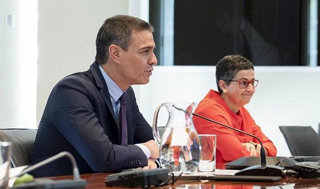 Crise Maroc-Espagne,Gouvernement espagnol