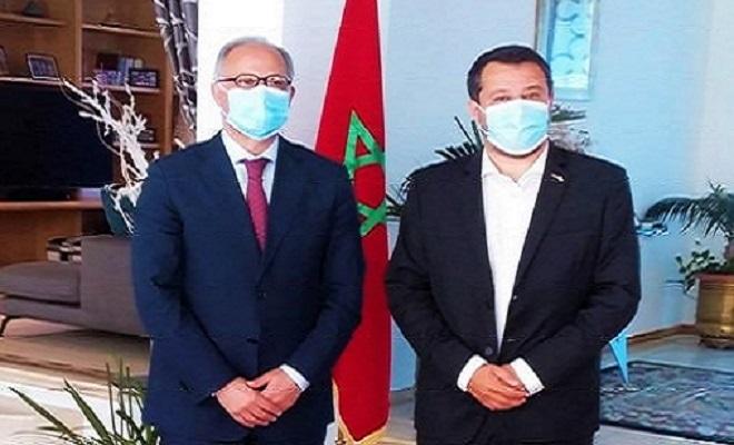 Maroc-Italie
