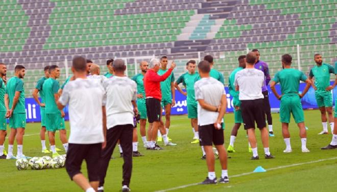 Maroc-Ghana,football