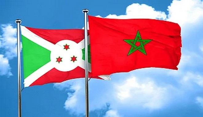 Maroc-Burundi,Sahara