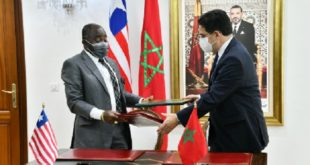 Maroc-Liberia