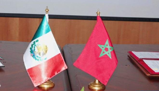 Maroc-Mexique,coopération judiciaire