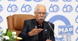 Algérie-Maroc,Abdelmajid Tebboune