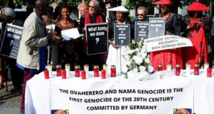 Namibie-Allemagne
