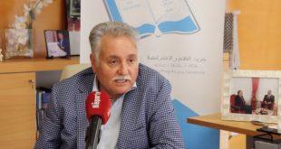 Mohamed Nabil Benabdallah,PPS,PAM,Istiqlal