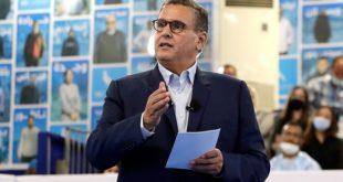 Aziz Akhannouch,Président du RNI