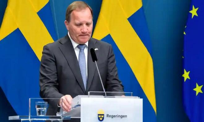 Suède,Stefan Löfven