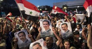 Bachar el-Assad,Syrie