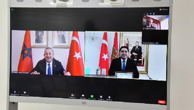 Maroc-Turquie