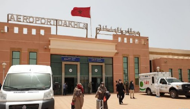 Paris-Dakhla,Royal Air Maroc