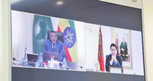 Maroc-Ethiopie