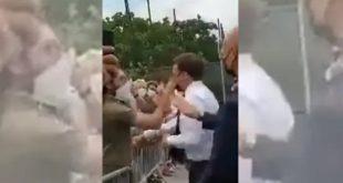 Emmanuel Macron,France