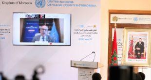 Maroc-ONU,ONUCT,lutte contre le terrorisme