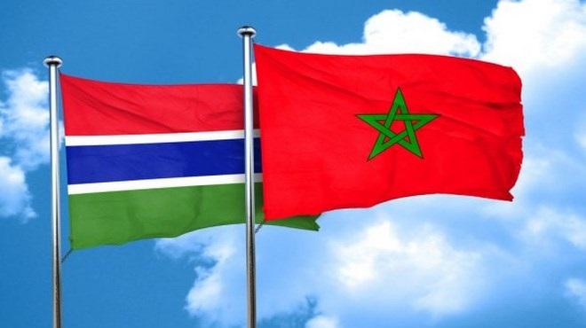 Maroc-Gambie,Sahara