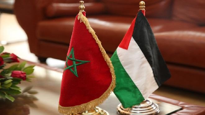 Comité Al-Qods,Maroc-Palestine