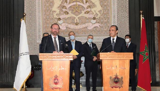 Europe-Maroc,APCE,droits humains et libertés