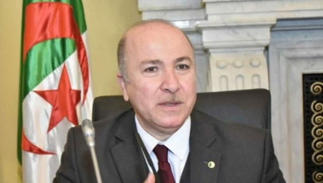 Algérie,Aïmene Benabderrahmane