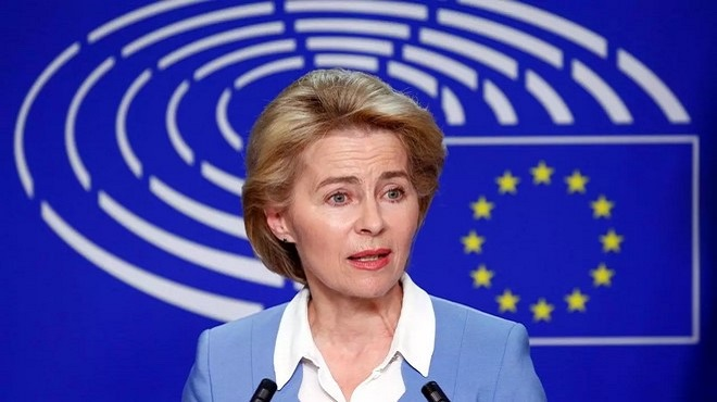 vaccin anti-Covid,UE,Ursula von der Leyen