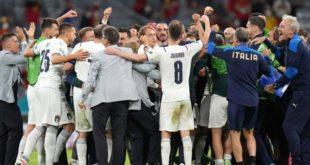 EURO 2020,Italie