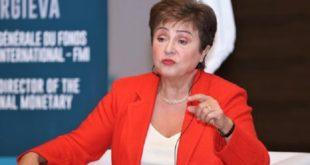 FMI,Kristalina Georgieva