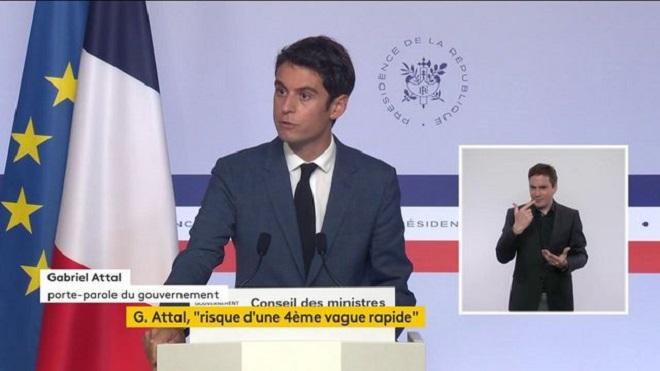 France,variant Delta