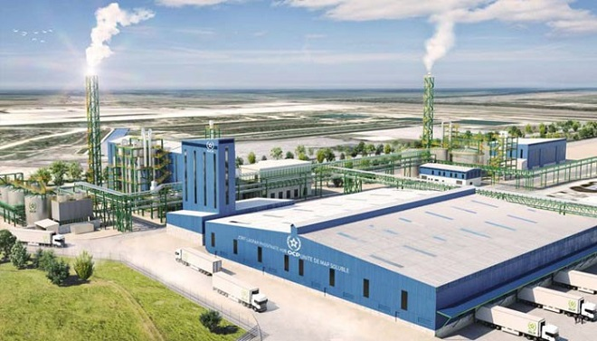 Groupe OCP,European Sustainable Phosphorus Platform,ESPP