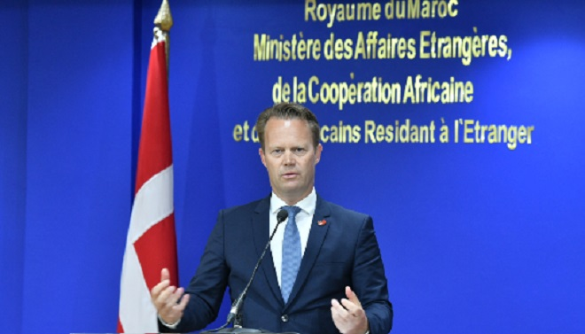 Maroc-Danemark,Sahara marocain,Union européenne